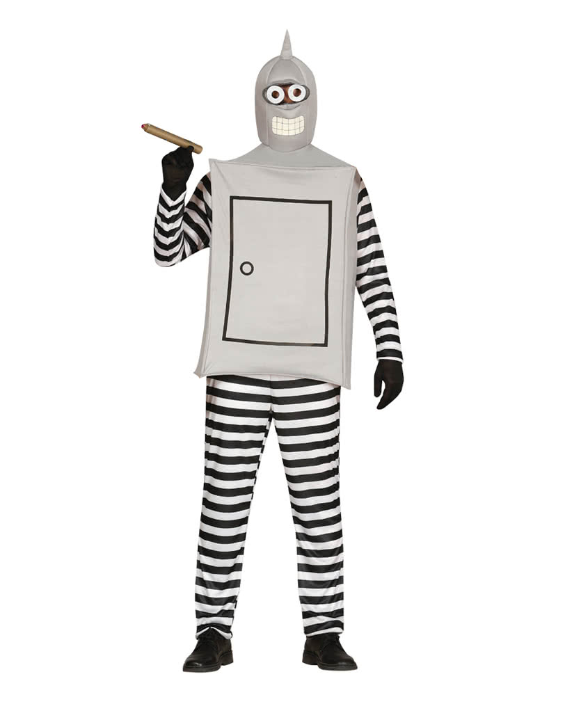 roboter kost m lustiges sci fi kost m als verkleidung horror. Black Bedroom Furniture Sets. Home Design Ideas
