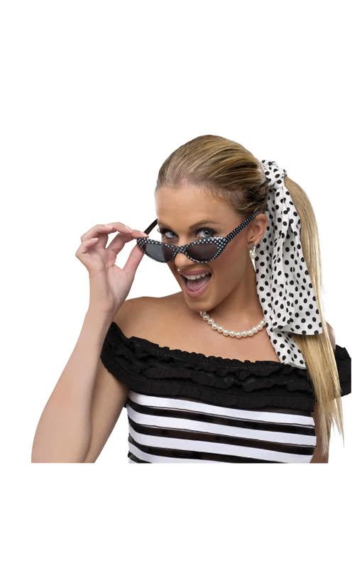 rockabella 50er jahre set accessoires f r ein f nfziger jahre kost m horror. Black Bedroom Furniture Sets. Home Design Ideas