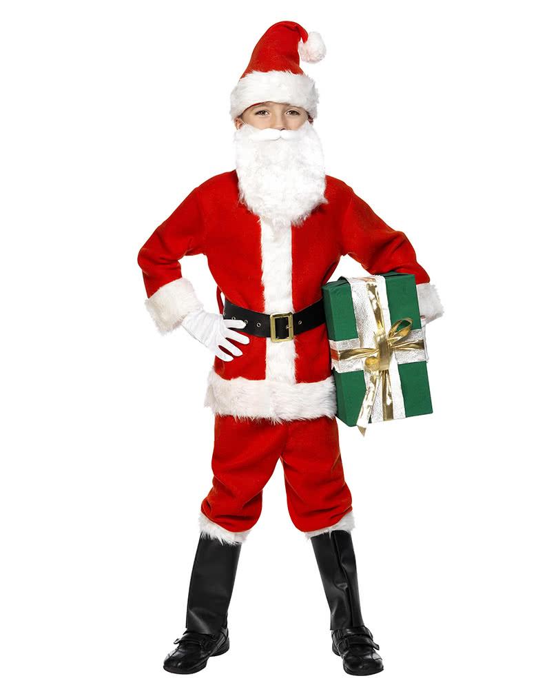 nikolaus santa claus kinderkost m weihnachtsmann kost m. Black Bedroom Furniture Sets. Home Design Ideas