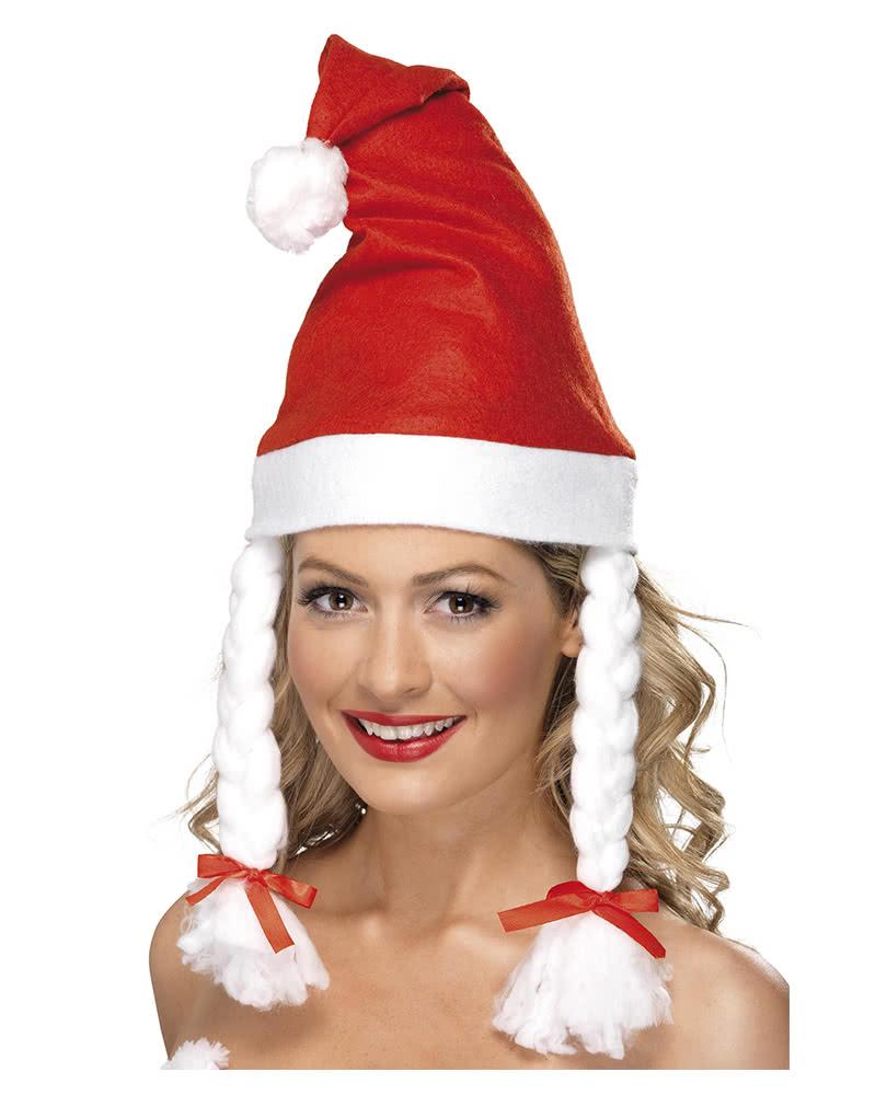 weihnachtsm tze mit z pfen weihnachtsm tze nikolaus m tze. Black Bedroom Furniture Sets. Home Design Ideas