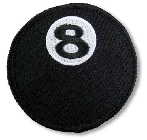schwarze 8
