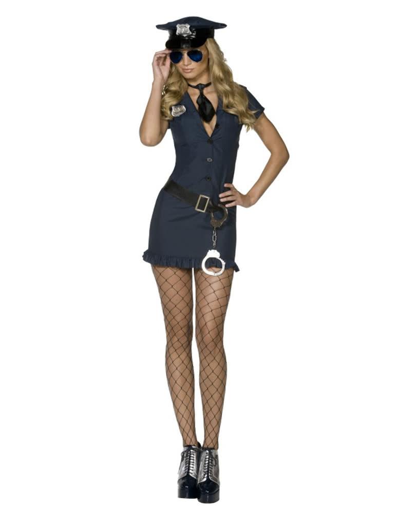 sexy polizistin damenkost m hei e polizistinnen uniform. Black Bedroom Furniture Sets. Home Design Ideas
