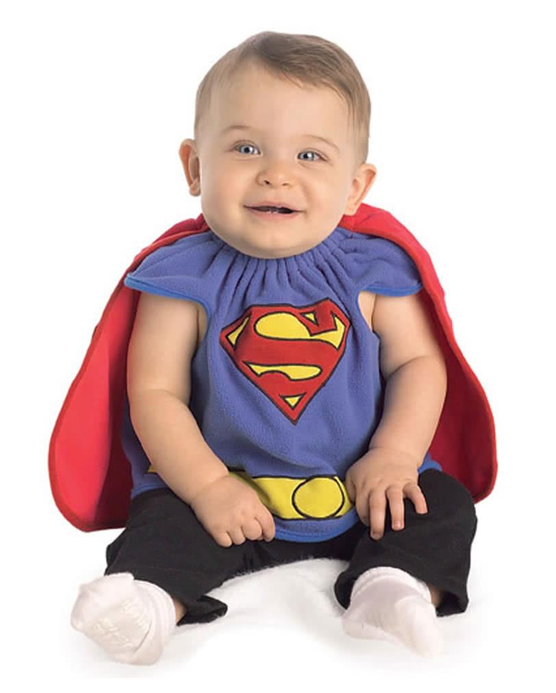 superman babykost m f r superhelden horror. Black Bedroom Furniture Sets. Home Design Ideas