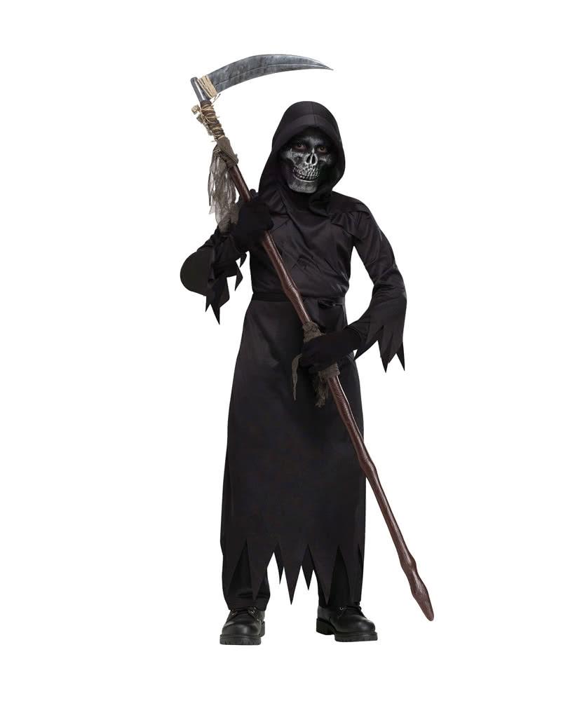 totensch del reaper kinderkost m sensenmann kost m f r kinder horror. Black Bedroom Furniture Sets. Home Design Ideas