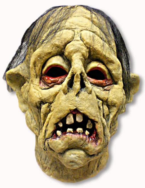 verwesender zombie maske friedhofszombie rottender zombie. Black Bedroom Furniture Sets. Home Design Ideas