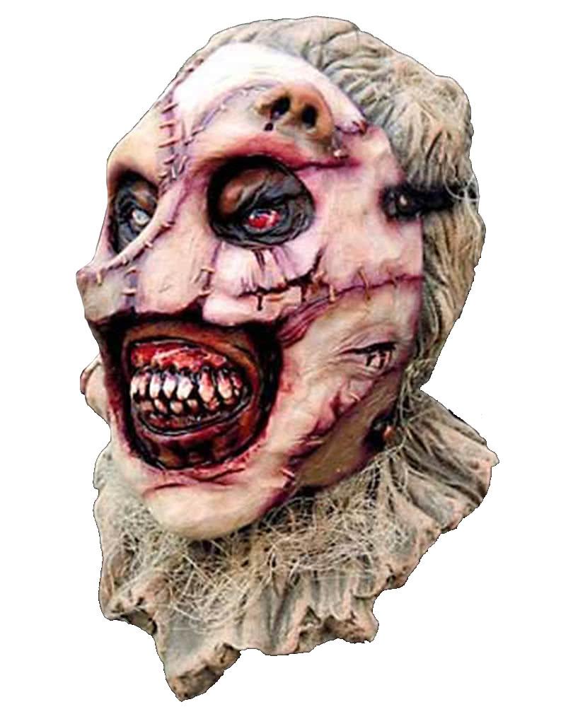 vogelscheuche trocitos maske feldvogelscheuche als horror maske horror. Black Bedroom Furniture Sets. Home Design Ideas