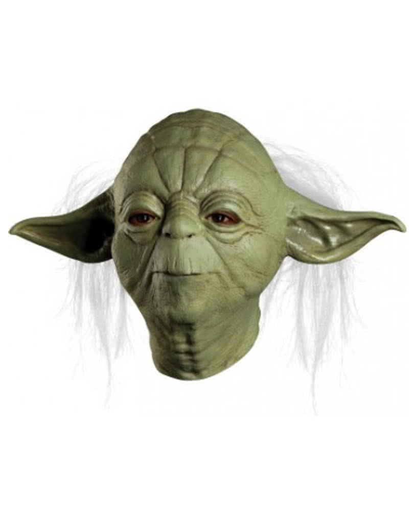 yoda maske aus latex star wars latexmaske horror. Black Bedroom Furniture Sets. Home Design Ideas