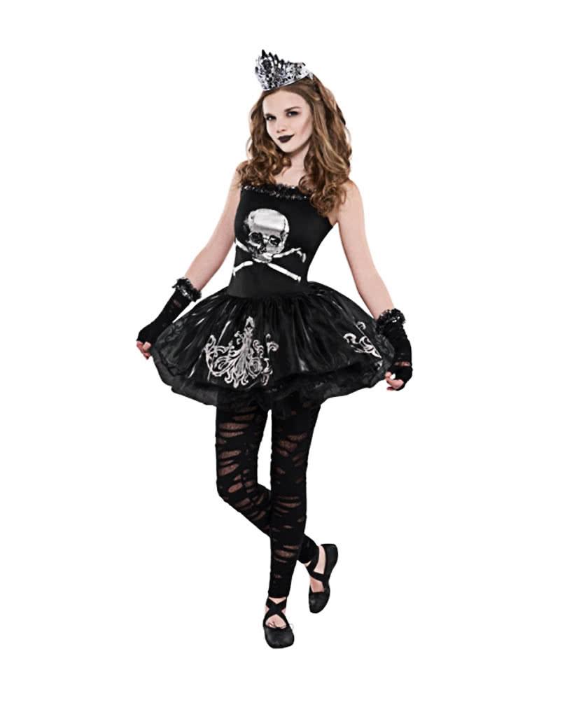 zombie ballerina teen kost m zombie ballett t nzerin. Black Bedroom Furniture Sets. Home Design Ideas