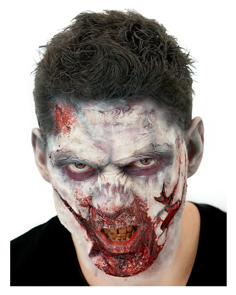 zombie fx kit 12 teilig krasses zombie makeup selber schminken horror. Black Bedroom Furniture Sets. Home Design Ideas