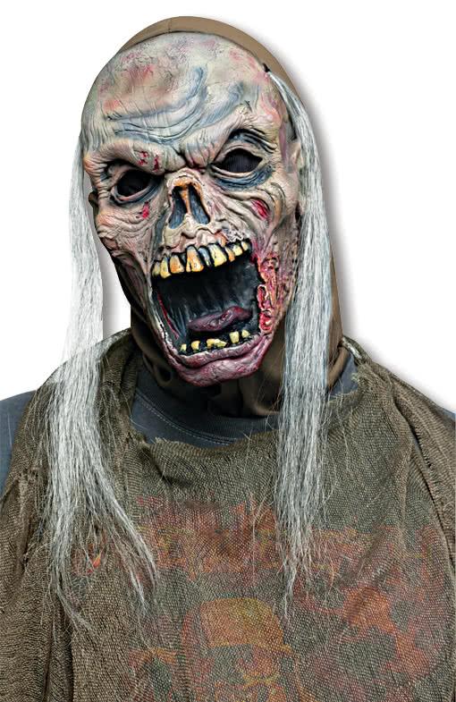 freaky zombie maske halloween horror maske horror. Black Bedroom Furniture Sets. Home Design Ideas