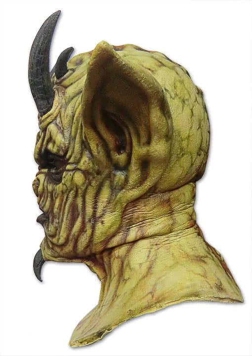 Reptiles demon mask   Horror masks   horror-shop.com