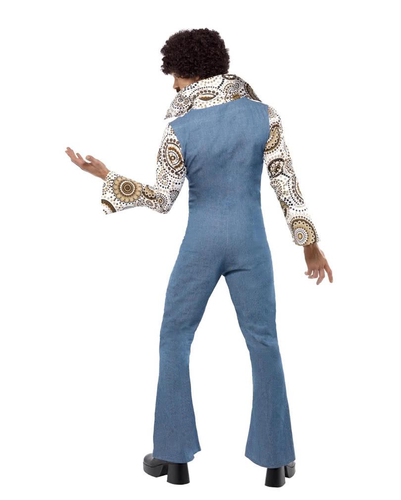 70er jahre disco king kost m groovy dancer overall. Black Bedroom Furniture Sets. Home Design Ideas