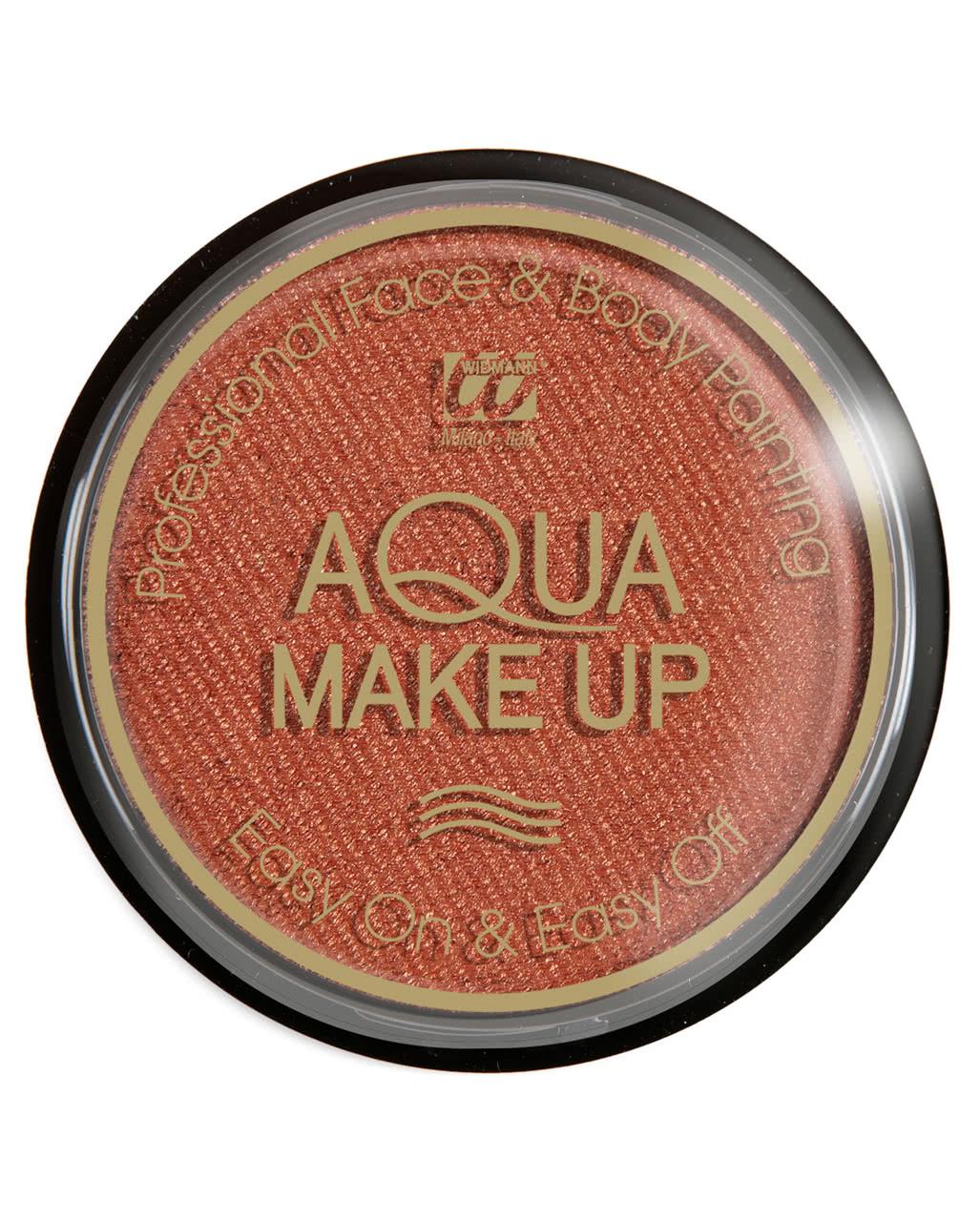 aqua make up bronze bronzeg nzendes makeup horror. Black Bedroom Furniture Sets. Home Design Ideas