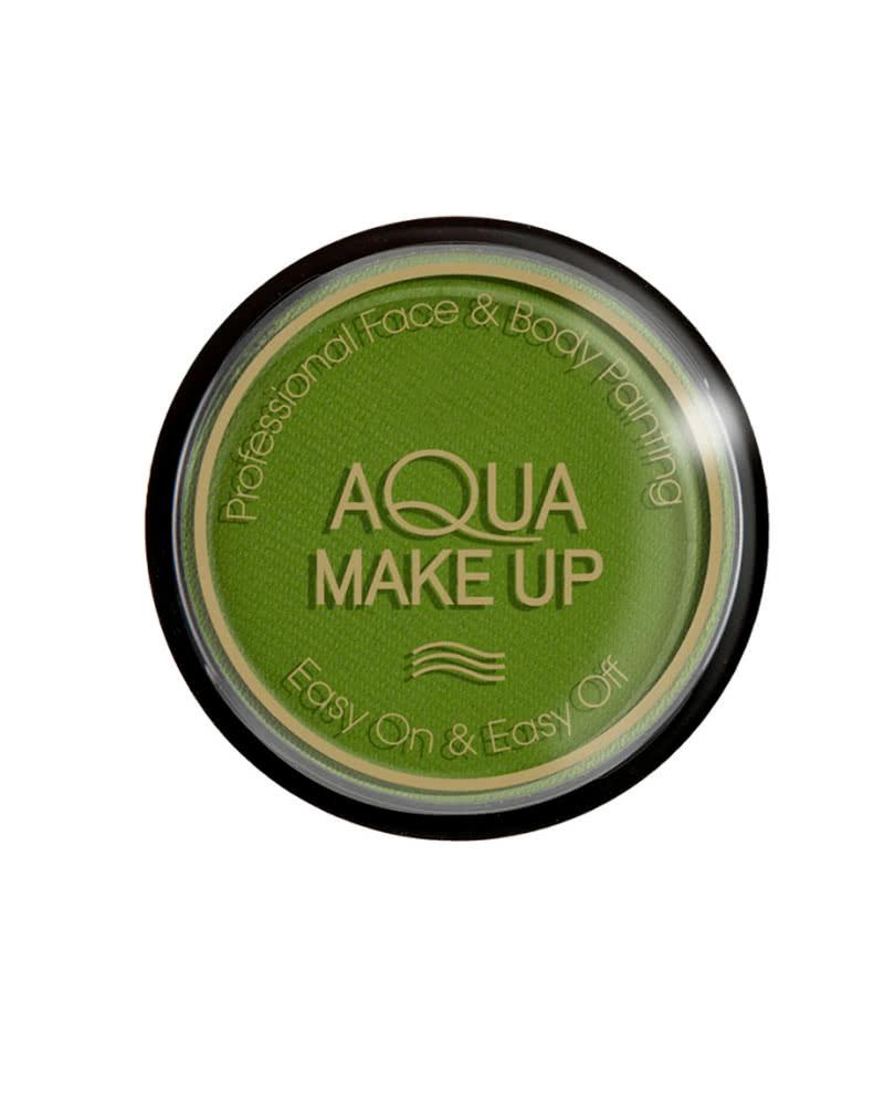 aqua make up emerald green gr nes water make up horror. Black Bedroom Furniture Sets. Home Design Ideas