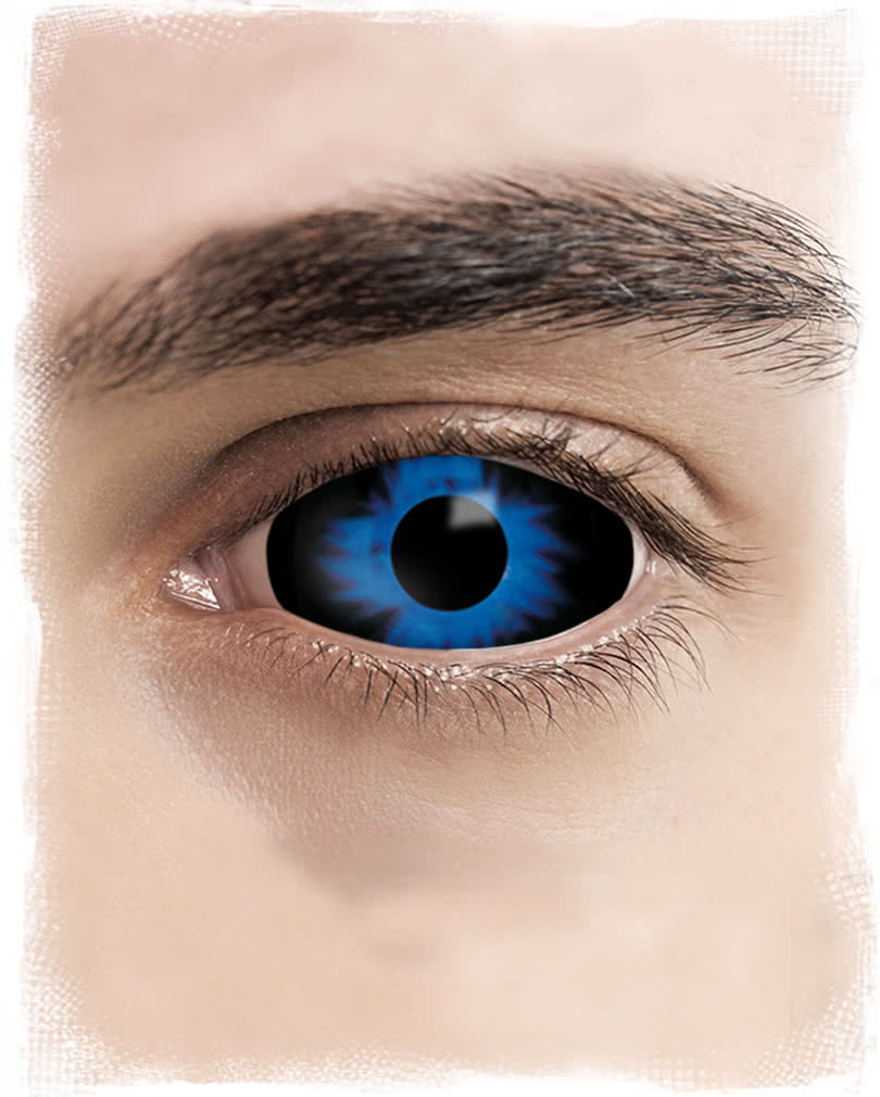Sclera contact lenses dark blue | Cheap SCLEAR Motif ...