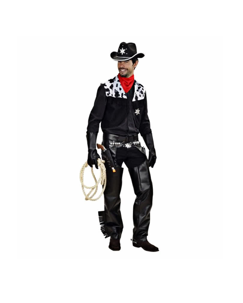 wildwest cowboy kost m set westernheld verkleidung. Black Bedroom Furniture Sets. Home Design Ideas
