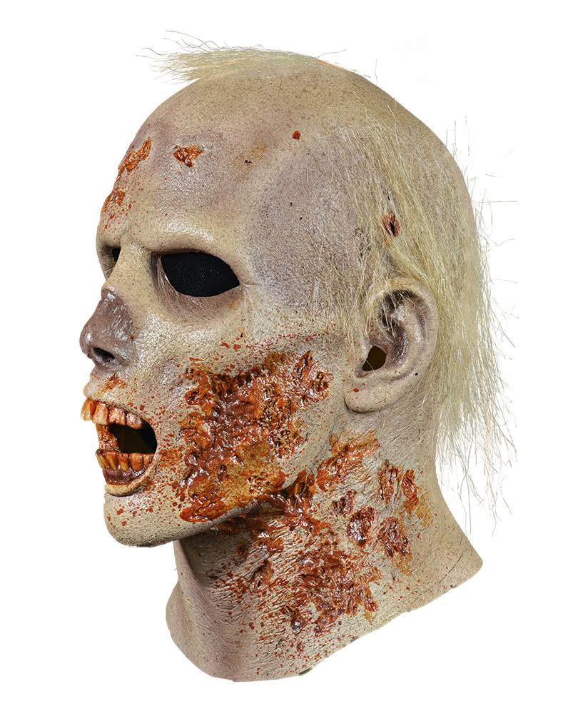 the walking dead screwdriver zombie maske twd zombie masken kaufen horror. Black Bedroom Furniture Sets. Home Design Ideas